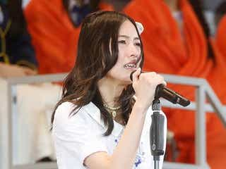 SKE48松井珠理奈が涙 過去最高順位も「申し訳ない」<コメント全文/第6回AKB48選抜総選挙>