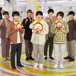なにわ男子「めざましテレビ」冠コーナー始動 初回は大橋和也