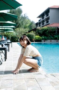 ロン・モンロウ(栗子)(C)佐藤裕之/集英社