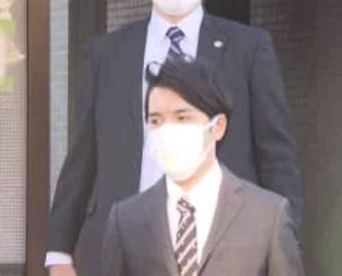 小室圭さん赤坂御用地を訪問 眞子さまと結婚会見の打ち合わせ