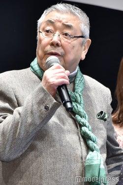 中尾彬(C)モデルプレス