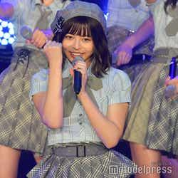 人見古都音/AKB48チーム8「TOKYO IDOL FESTIVAL 2018」 (C)モデルプレス