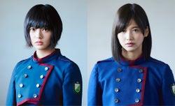 欅坂46平手友梨奈、渡邉理佐ら5人がランウェイモデル決定「GirlsAward」