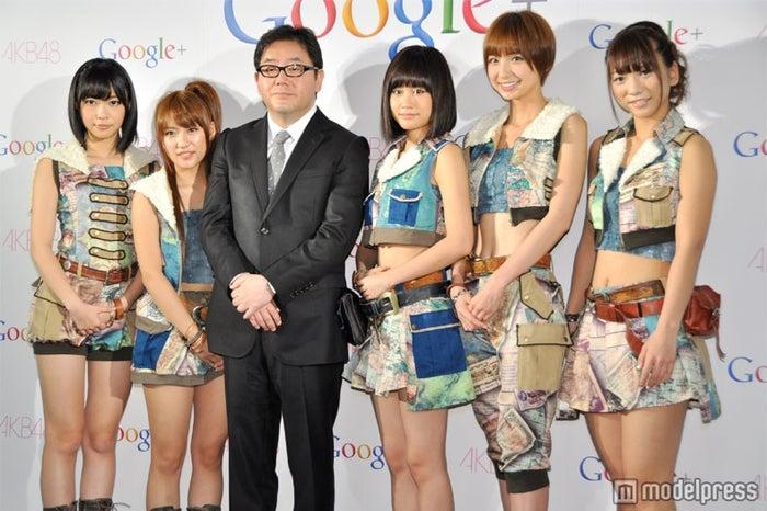 AKB48、世界へ向けた新戦略を発表 Googleと強力タッグ