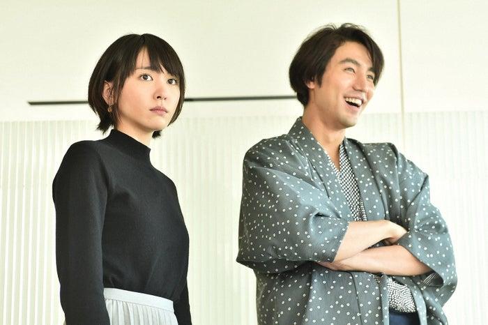 新垣結衣、小柳友「逃げるは恥だが役に立つ」第6話・場面カット(C)TBS