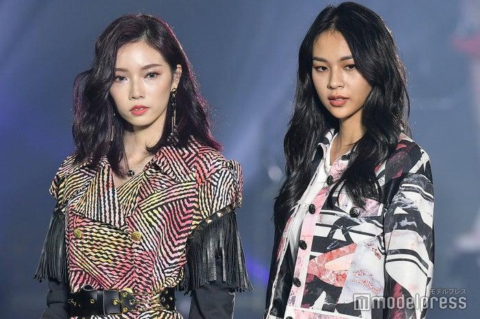 Wai Tsz Ying、フィー・フォン・アン (C)モデルプレス