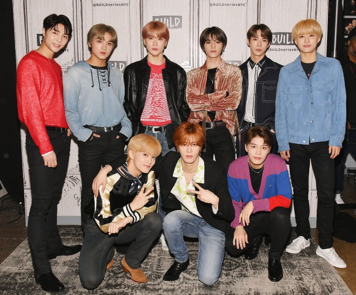 NCT 127/Photo by Getty Images
