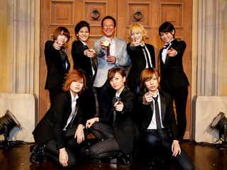 イケメン女子グループ「THE HOOPERS」デビューに、あの五輪金メダリストが太鼓判