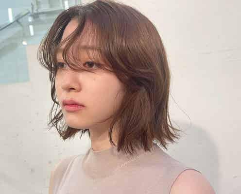 【2021トレンド前髪】アンニュイな「うざバング」が大人の雰囲気♡