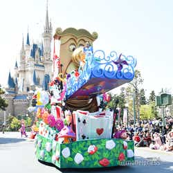 東京ディズニーランド/パレード「ドリーミング・アップ!」(C)モデルプレス(C)Disney