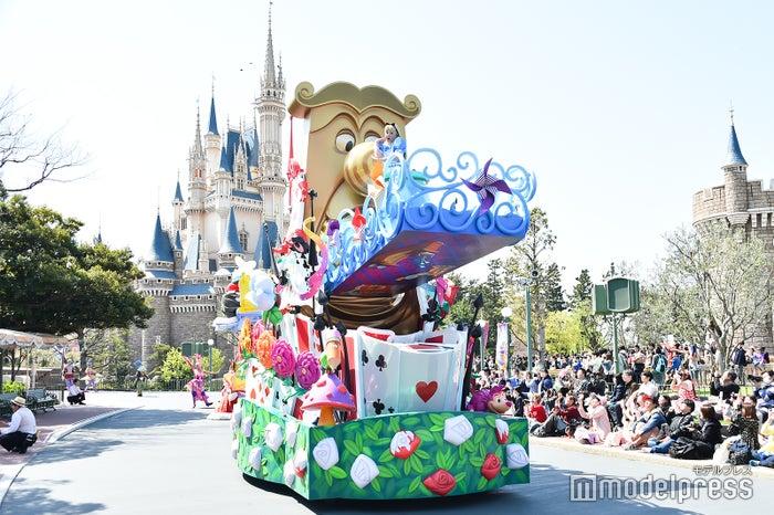 アリス/パレード「ドリーミング・アップ!」(C)モデルプレス(C)Disney