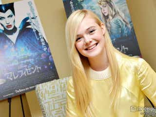 エル・ファニング単独インタビュー「日本の女の子は最高!」  世界が注目するヤングセレブの魅力に迫る
