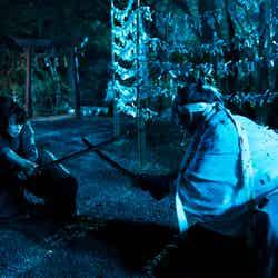 佐藤健、村上虹郎(C)和月伸宏/集英社(C)2020 映画「るろうに剣心 最終章 The Final」製作委員会