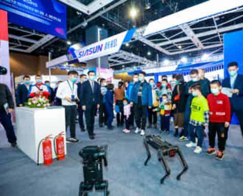 第6回中国瀋陽ロボット工学国際会議が瀋陽で開幕