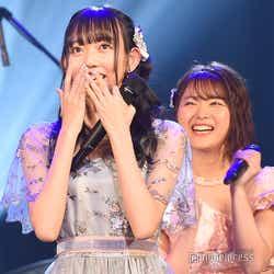 野島樺乃「AKB48グループ歌唱力No.1決定戦」決勝大会 (C)モデルプレス