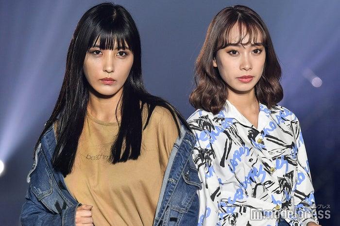 渡辺万美、岡島彩花(C)モデルプレス