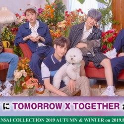 """BTSの弟分""TOMORROW X TOGETHER、「関コレ」で日本初ライブ"