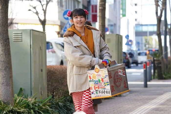 三島あよな (C)日本テレビ