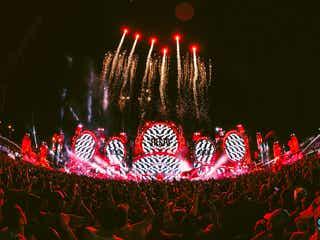 """""""世界一ずぶ濡れになる音楽フェス""""「S2O」発祥地タイで過去最多の6万人集結 過去最高にスケールアップした演出も"""