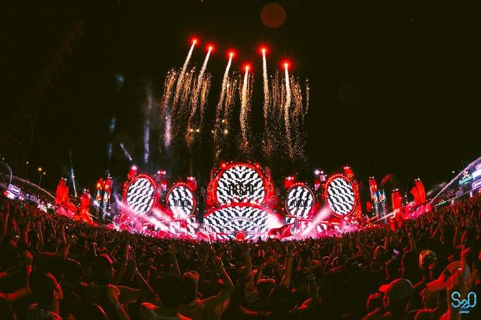 「S2O SONGKRAN MUSIC FESTIVAL」(提供写真)