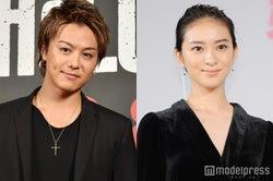 第1子が誕生したEXILE TAKAHIRO&武井咲(C)モデルプレス