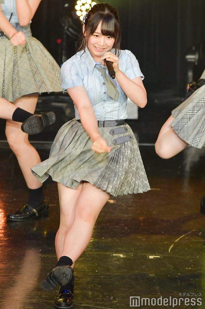 倉野尾成美/AKB48チーム8「TOKYO IDOL FESTIVAL 2018」 (C)モデルプレス