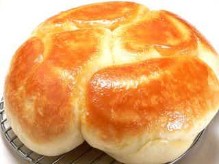 バターが溶け出して最高! 炊飯器で作る「塩パン」はパリパリ&ふわふわ食感がおいしい