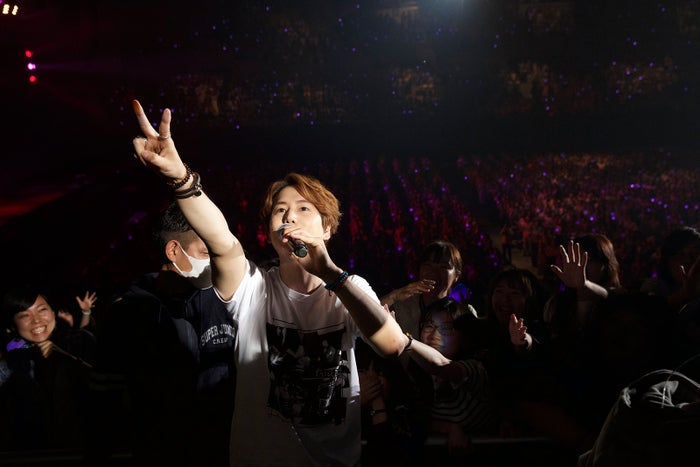 「SUPER JUNIOR KYUHYUN JAPAN TOUR 2016 ~Knick Knack~」幕張公演