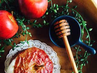 「丸ごと焼きりんごのケーキ」で美味しい秋、いただきます【トレンドレシピ】