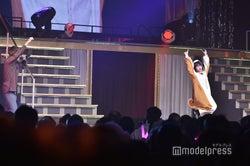 """Rutaと""""言いなり選手権""""「AKB48矢作萌夏ソロコンサート~みんなまとめてすちにさせちゃうぞ~」 (C)モデルプレス"""