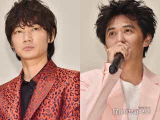 綾野剛、村上虹郎に「好きなギター買ってやるよ」 父・村上淳が明かす「僕はまだ言われてない」<パンク侍、斬られて候>