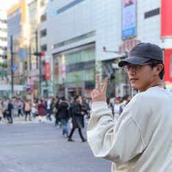 モデルプレス - 杉野遥亮、渋谷に出没「遭遇したい」「こんなに普通にいるの?」の声
