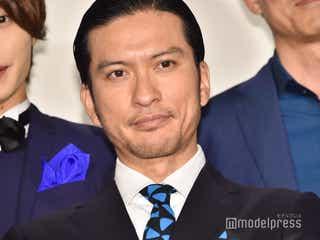 TOKIO長瀬智也は「アイドルに戻らなくていい」監督からの激励に感動<空飛ぶタイヤ>