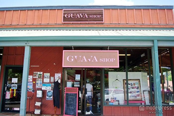 「GUAVA SHOP」外観