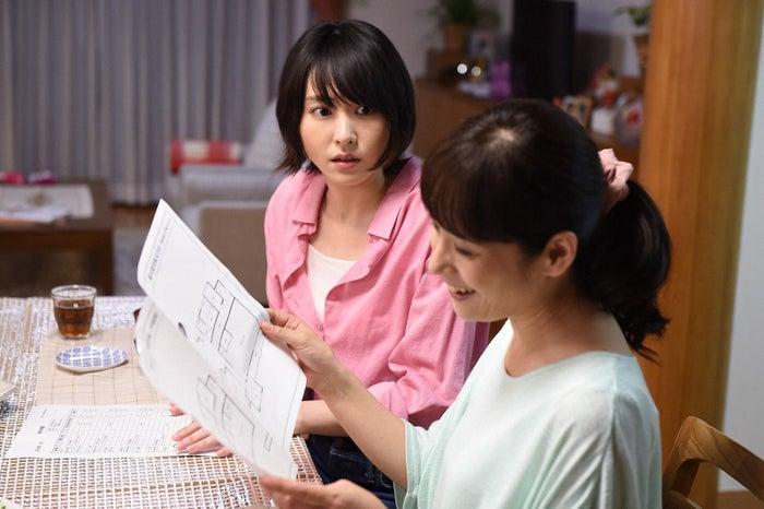 新垣結衣「逃げるは恥だが役に立つ」第1話・場面カット(C)TBS