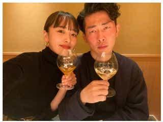 近藤千尋、夫・ジャンポケ太田博久バースデーに2人きりディナー「カップルに戻った気持ち」