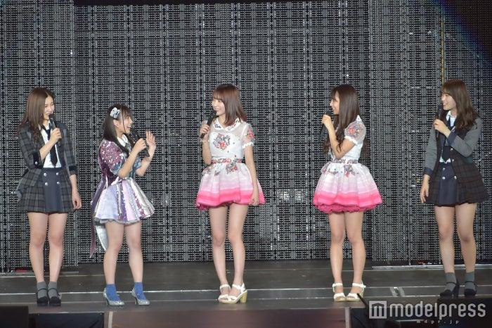 兼任メンバー「AKB48単独コンサート~ジャーバージャって何?~」夜公演 (C)モデルプレス