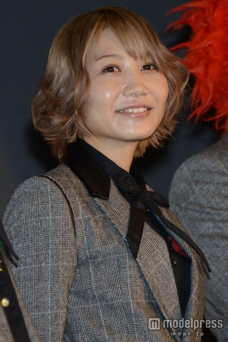 Saori(C)モデルプレス