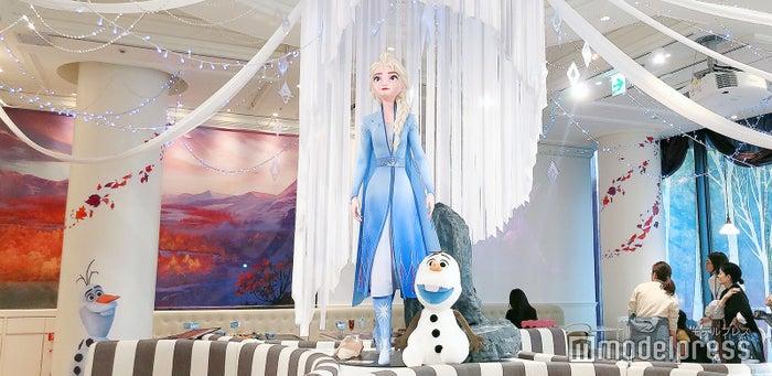 「アナと雪の女王2」OH MY CAFE(C)モデルプレス