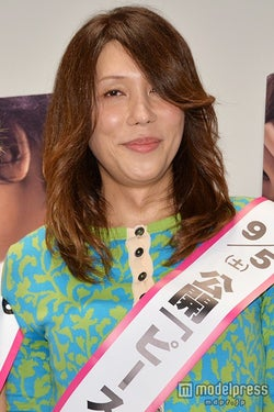 2015年のKABA.ちゃん/性別適合手術前 (C)モデルプレス