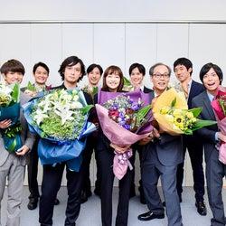 Aぇ! group正門良規、福士蒼汰主演ドラマ「DIVER」安藤政信らとクランクアップ「ちょっと寂しい」