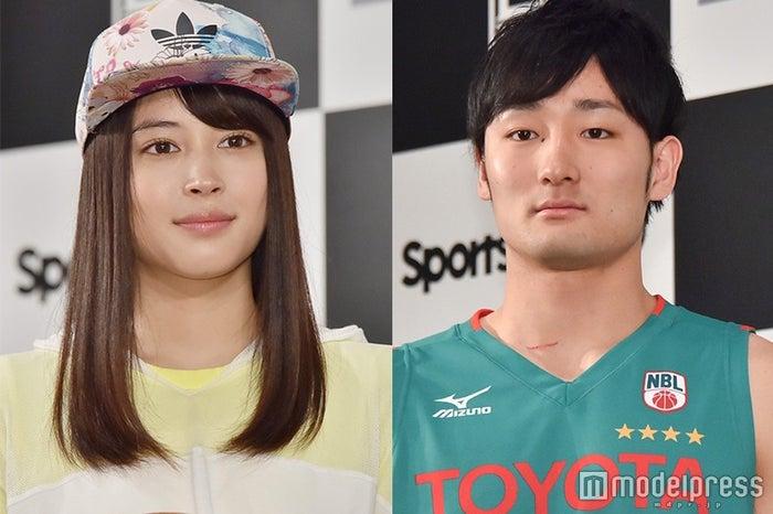 広瀬アリス&バスケ田中大貴選手の熱愛報道 双方ファンの反応は? (C)モデルプレス