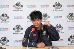 山下健二郎(画像提供:ニッポン放送)