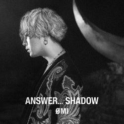 OMI「ANSWER... SHADOW」(5月12日リリース)初回生産限定盤B(提供写真)