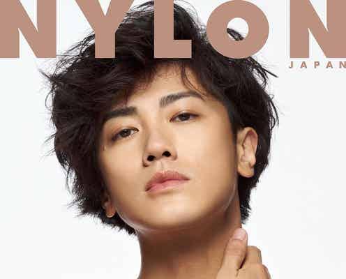 赤西仁、挑戦的でエモい肉体美披露「NYLON JAPAN」表紙に登場