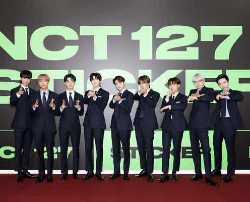 NCT 127、1年半ぶりカムバックに心配・緊張も「これからも歩む道を見守って」<3rdフルアルバム「Sticker」オンライン記者会見>