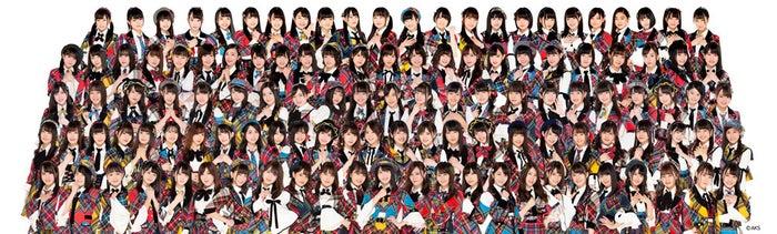 AKB48(C)AKS(画像提供:フジテレビ)
