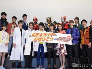 「仮面ライダーゴースト」西銘駿が「負けてる」大沢ひかるから痛烈ツッコミ