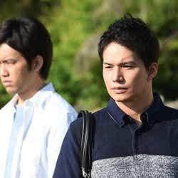 三浦貴大、市原隼人/『リバース』最終話より(画像提供:TBS)