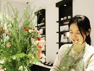 イ・ヨンエ、優雅に生け花をする姿を公開